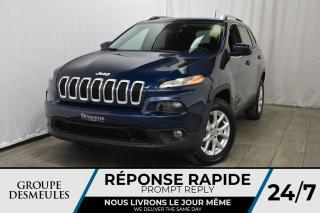 Used 2018 Jeep Cherokee North 4x4 * Cam. Rec * Vol. & Siè. Chauf for sale in Laval, QC