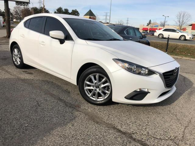 2015 Mazda MAZDA3 Sport GS, Camera, AccidentFree, Certified,Warranty