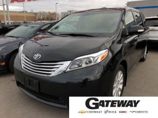 Used 2015 Toyota Sienna XLE|AWD|Navi|Fully Loaded| for sale in Brampton, ON