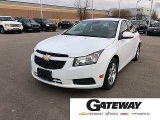 Used 2014 Chevrolet Cruze 2LT|Heated|Seats|Remote Start|Rear Camera| for sale in Brampton, ON