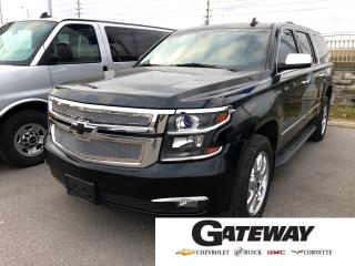 Used 2016 Chevrolet Suburban LT|LOADED PREMIER MODEL|7 PASSENGER|5.3L| for sale in Brampton, ON