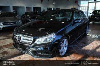 Used 2014 Mercedes-Benz E-Class E350 Awd, Cam 360 for sale in Québec, QC