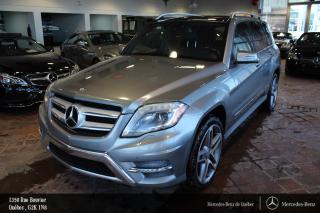 Used 2013 Mercedes-Benz GLK-Class Glk350 Awd, Navi, Bi for sale in Québec, QC