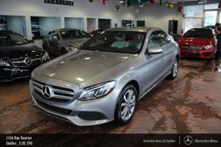 Used 2015 Mercedes-Benz C-Class C300 Awd, A/c for sale in Québec, QC