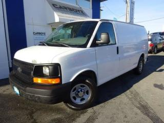 Used 2004 Chevrolet Express 1500 Cargo Van, 4.3L V6, Service Records for sale in Langley, BC
