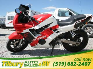 Used 1994 Honda CBR600F2 Great shape! for sale in Tilbury, ON