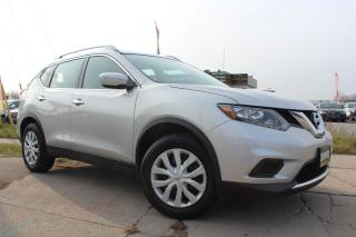Used 2015 Nissan Rogue S 1OWNER   BACKUP CAM   BLUETOOTH for sale in Oakville, ON