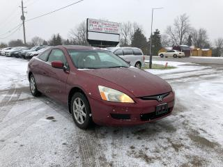 Used 2003 Honda Accord EX for sale in Komoka, ON