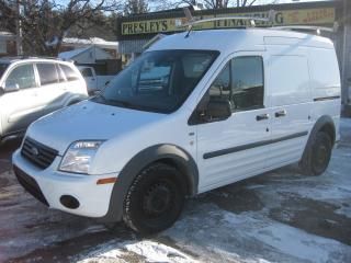 Used 2012 Ford Transit Connect XLT 2.0L Rack and Shelving, Ready to Work for sale in Ottawa, ON