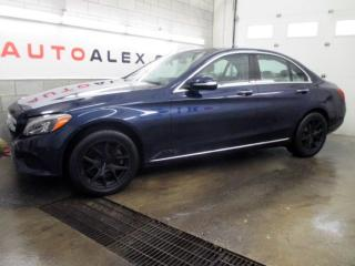 Used 2015 Mercedes-Benz C-Class C300 NAVIGATION for sale in St-Eustache, QC