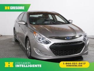 Used 2012 Hyundai Sonata HYBRIDE @C GR for sale in St-Léonard, QC