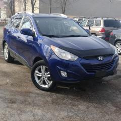 Used 2012 Hyundai Tucson GLS for sale in Mississauga, ON