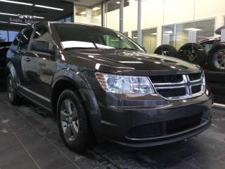 Used 2017 Dodge Journey CVP, BLUETOOTH, KEYLESS IGNITION for sale in Edmonton, AB