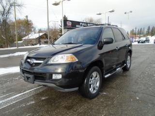Used 2005 Acura MDX 7 PASSENGER AWD for sale in Scarborough, ON