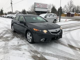 Used 2013 Acura TSX TECH PKG for sale in Komoka, ON