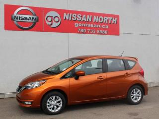 Used 2019 Nissan Versa Note SV/HEATED SEATS/BACK UP CAM for sale in Edmonton, AB