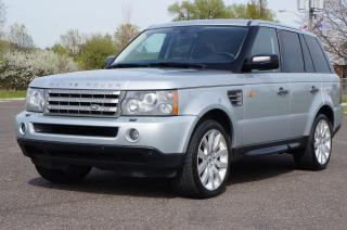 Used 2007 Land Rover Range Rover Sport Supercharged  4WD** 116,826 KM ** Mint for sale in North York, ON