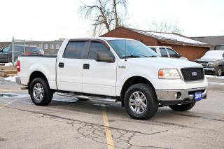 Used 2007 Ford F-150 XLT 4X4 for sale in Brampton, ON