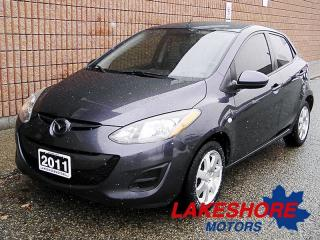 Used 2011 Mazda MAZDA2 GS || CERTIFIED || AUTO for sale in Waterloo, ON