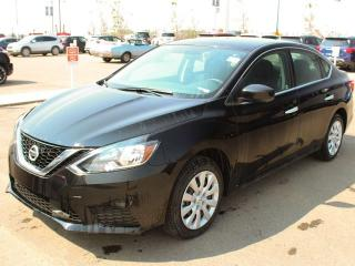Used 2019 Nissan Sentra S BACK UP CAMERA BLUETOOTH for sale in Edmonton, AB