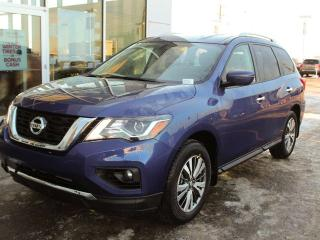 New 2019 Nissan Pathfinder SV Tech 4dr 4WD Sport Utility for sale in Edmonton, AB