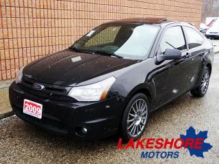 Used 2009 Ford Focus SES Coupe | CERTIFIED | AUTO for sale in Waterloo, ON