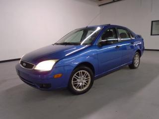 Used 2005 Ford Focus SES AUTO for sale in Scarborough, ON