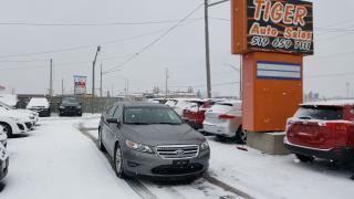 Used 2011 Ford Taurus SEL**LOADED**ONLY 76KMS**LEATHER**REMOTE START* for sale in London, ON