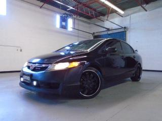 Used 2009 Honda Civic DX & NAVIGATION for sale in Scarborough, ON