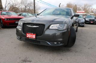 Used 2018 Chrysler 300 300S ACCIDENT FREE AWD for sale in Brampton, ON