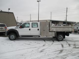 Used 2016 Ford F-550 CREW CAB,DUMP BOX. for sale in London, ON