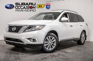 Used 2015 Nissan Pathfinder SL AWD for sale in Boisbriand, QC