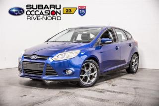 Used 2013 Ford Focus SE MAGS+BLUETOOTH+SI for sale in Boisbriand, QC