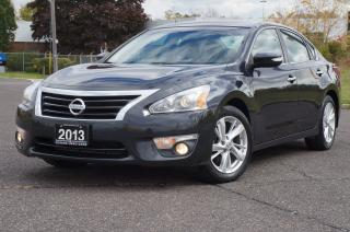 Used 2013 Nissan Altima 2.5 SL Top Of The Line Leather ~ Navigation for sale in North York, ON