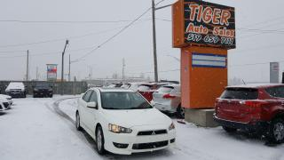 Used 2009 Mitsubishi Lancer SE**SUNROOF**AUTO**ONLY 186KMS**CERTIFIED for sale in London, ON