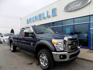 Used 2016 Ford F-250 Lariat 6,7L boîte 8 pieds for sale in St-Eustache, QC