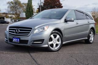 Used 2011 Mercedes-Benz R-Class R350 BlueTEC 1-Owner No Accident for sale in North York, ON