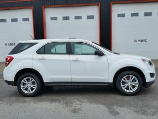 Used 2017 Chevrolet Equinox LS AWD for sale in Jarvis, ON