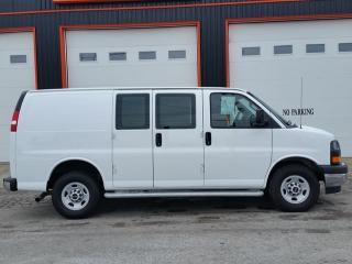 Used 2017 GMC Savana 2500 Cargo Van for sale in Jarvis, ON