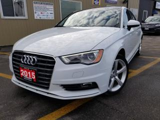 Used 2015 Audi A3 1.8T Komfort-NO TAX SALE 1 WEEK ONLY for sale in Tilbury, ON