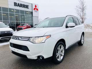 Used 2014 Mitsubishi Outlander ES PREMIUM for sale in Barrie, ON