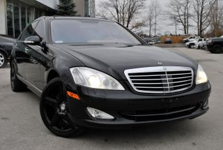 Used 2007 Mercedes-Benz S-Class V8 for sale in Oakville, ON