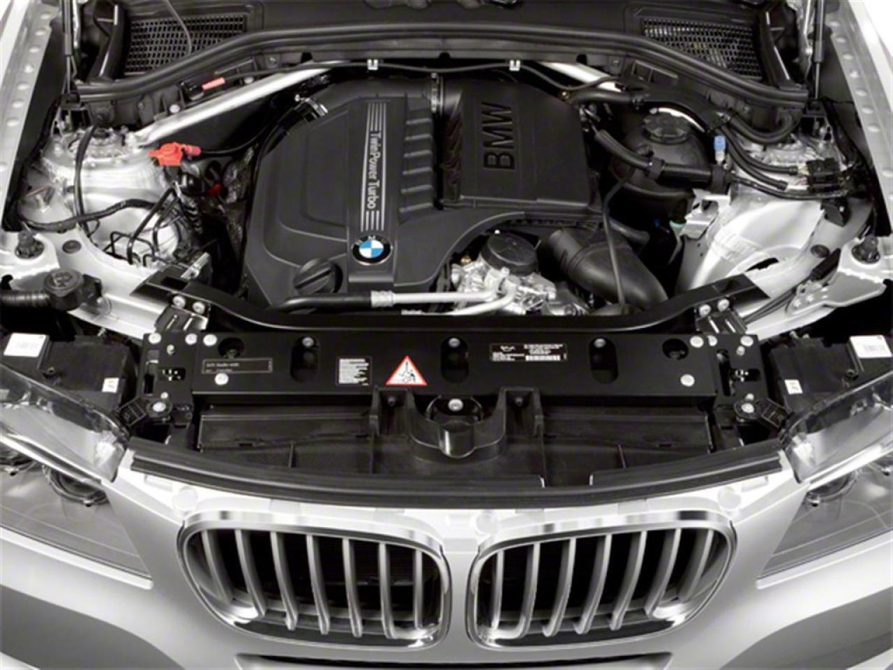 2011 BMW X3 XDRIVE 35i PREMIUM