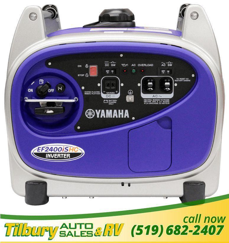 Yamaha EF2400ISHC Generator