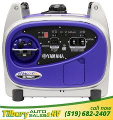 New 1900 Yamaha EF2400ISHC Generator 4 in stock! for sale in Tilbury, ON