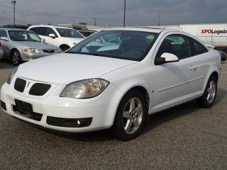 Used 2009 Pontiac G5 GT Coupe MOONROOF for sale in Scarborough, ON