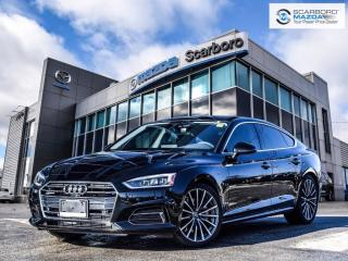 Used 2018 Audi A5 PROGRESSIV|NAV|LOW KM|1OWNER for sale in Scarborough, ON