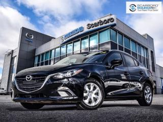 Used 2016 Mazda MAZDA3 REARVIEW CAMERA LOADED for sale in Scarborough, ON