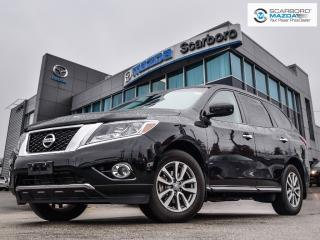 Used 2016 Nissan Pathfinder LOADED 7 SEATERS for sale in Scarborough, ON
