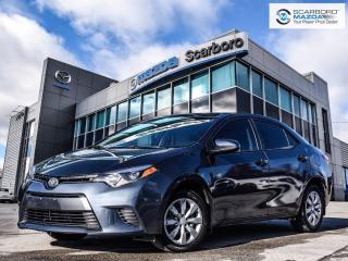 Used 2015 Toyota Corolla REAR CAMERA LOAD for sale in Scarborough, ON